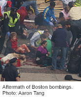 Boston Marathon Bombing's Legacy of Hearing Damage