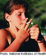 ADHD May Raise Teens' Odds for Smoking, Drinking