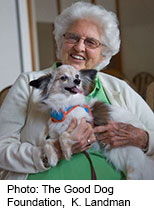 Therapy Dogs Help Cancer Patients Cope With Tough Treatments