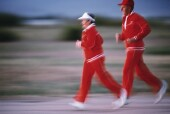Fit at 50? Cardiac Arrest During Exercise Unlikely, Study Finds