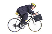 Biking, Walking to Work Can Help Shed Pounds